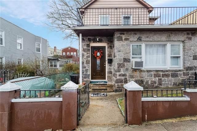 260 E 236th Street, Bronx, NY 10470 (MLS #H6078446) :: Nicole Burke, MBA | Charles Rutenberg Realty