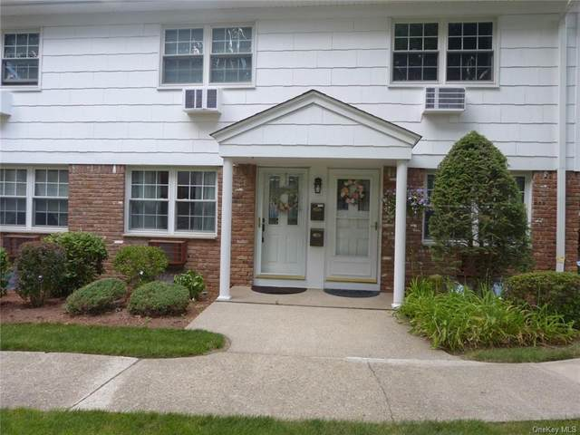 140 Parkside #140, Suffern, NY 10901 (MLS #H6078557) :: Cronin & Company Real Estate