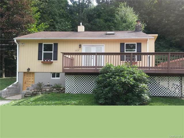53 Sylvan Trail, Monroe, NY 10950 (MLS #H6078736) :: William Raveis Baer & McIntosh