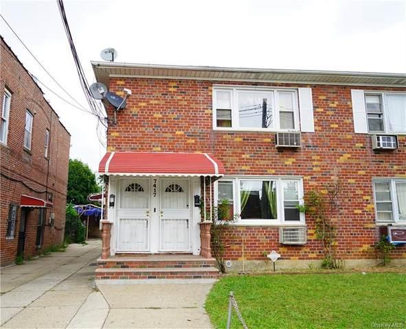 7417 Rockaway Boulevard, Woodhaven, NY 11421 (MLS #H6078756) :: Kevin Kalyan Realty, Inc.