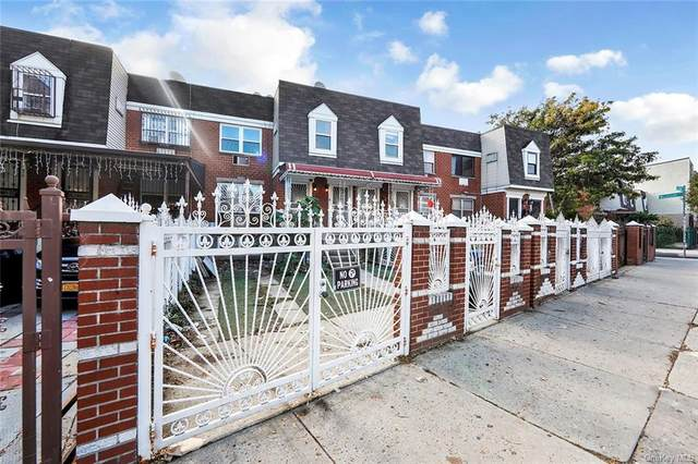 154 Central Avenue, Brooklyn, NY 11221 (MLS #H6078772) :: Kevin Kalyan Realty, Inc.