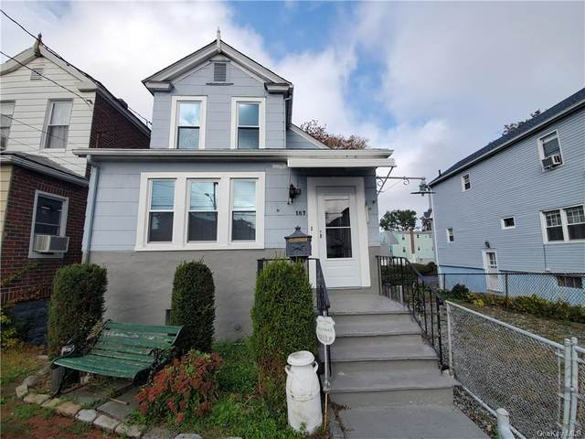 187 Winfred Avenue, Yonkers, NY 10704 (MLS #H6078774) :: Nicole Burke, MBA | Charles Rutenberg Realty