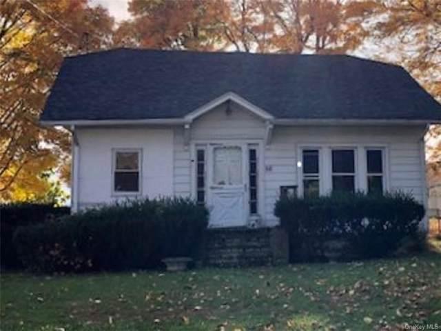 56 North Street, Pine Bush, NY 12566 (MLS #H6078798) :: William Raveis Baer & McIntosh