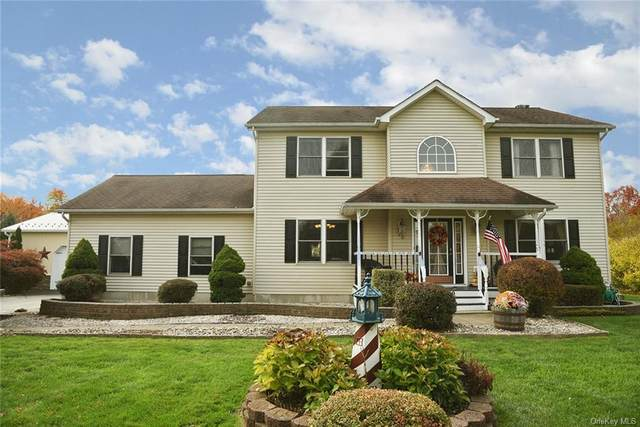 10 Dickerson Drive, Montgomery, NY 12549 (MLS #H6078836) :: William Raveis Baer & McIntosh