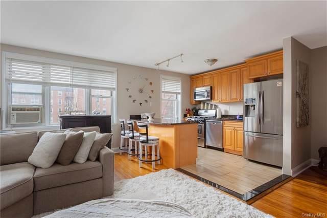4 Sadore Lane 5A, Yonkers, NY 10710 (MLS #H6078890) :: Nicole Burke, MBA | Charles Rutenberg Realty