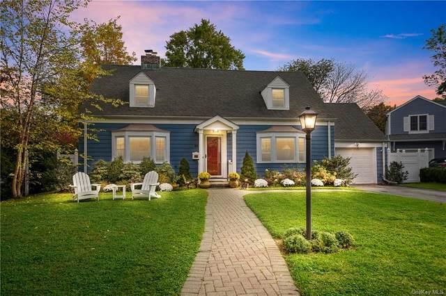 44 Ridgeway Circle, White Plains, NY 10605 (MLS #H6078935) :: William Raveis Baer & McIntosh