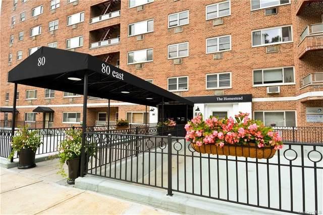 80 E Hartsdale Avenue #507, Hartsdale, NY 10530 (MLS #H6078938) :: Nicole Burke, MBA | Charles Rutenberg Realty