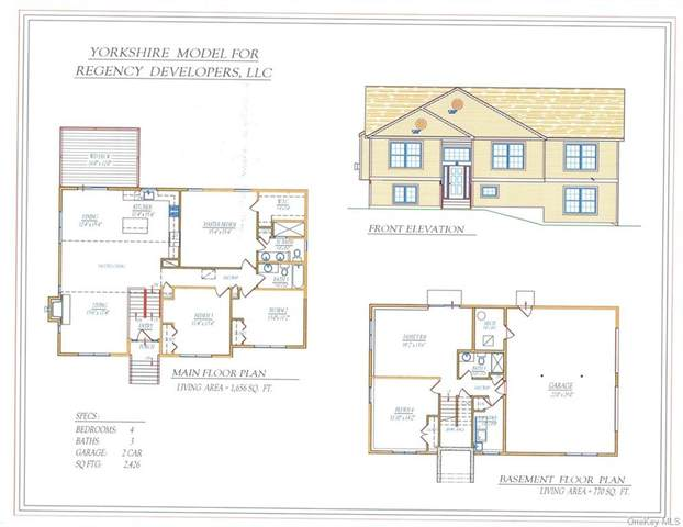 25 Meadow View Drive, Marlboro, NY 12542 (MLS #H6078981) :: Nicole Burke, MBA   Charles Rutenberg Realty