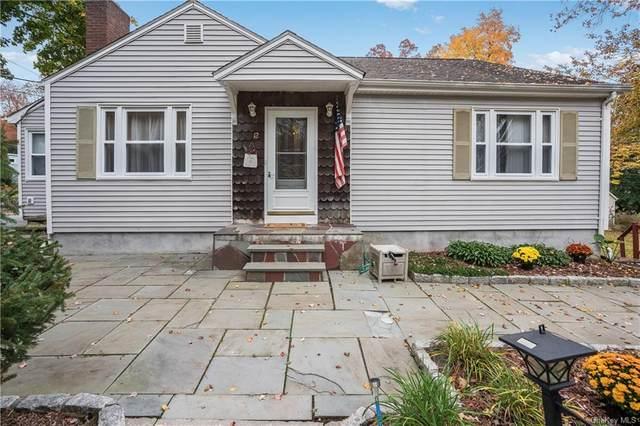 12 Edwin Street, Putnam Valley, NY 10579 (MLS #H6079261) :: RE/MAX RoNIN