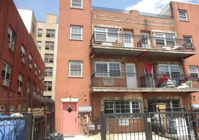 1551 Bruckner Boulevard, Bronx, NY 10472 (MLS #H6079422) :: Cronin & Company Real Estate