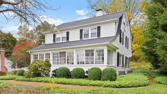 90 Huntville Road, Katonah, NY 10536 (MLS #H6079448) :: McAteer & Will Estates | Keller Williams Real Estate