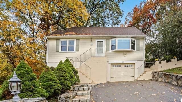 77 Narragansett Avenue, Ossining, NY 10562 (MLS #H6079664) :: William Raveis Baer & McIntosh