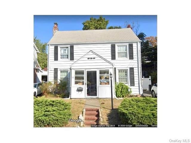 32 Roe Street, Newburgh, NY 12550 (MLS #H6079858) :: Nicole Burke, MBA | Charles Rutenberg Realty