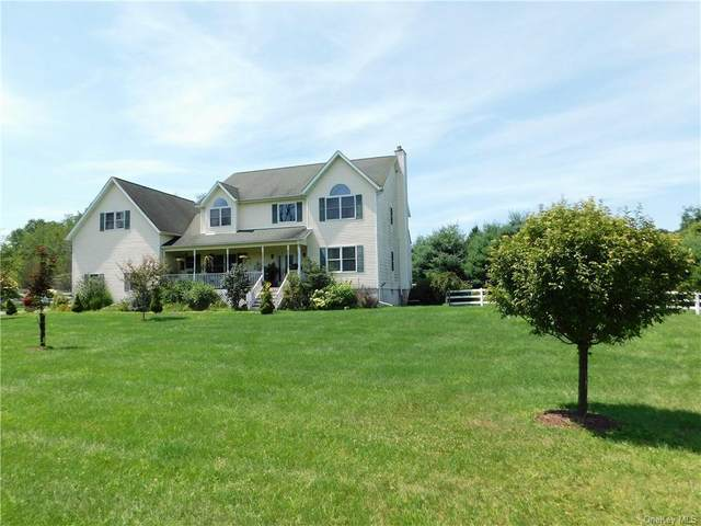 544 Winding Hill Road, Montgomery, NY 12549 (MLS #H6079937) :: Frank Schiavone with William Raveis Real Estate