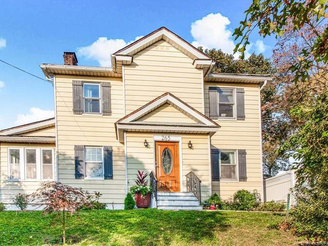 263 Roberts Avenue, Yonkers, NY 10703 (MLS #H6080088) :: The Home Team