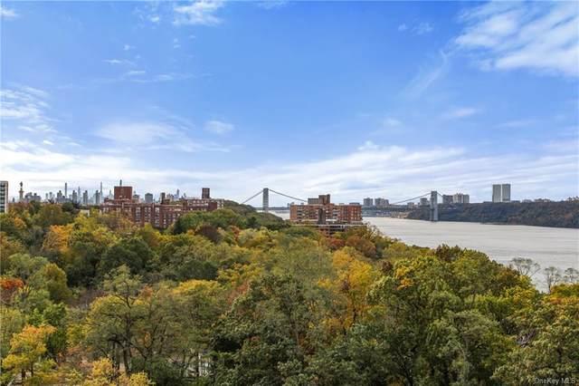 3671 Hudson Manor Terrace 9B, Bronx, NY 10463 (MLS #H6080108) :: McAteer & Will Estates | Keller Williams Real Estate