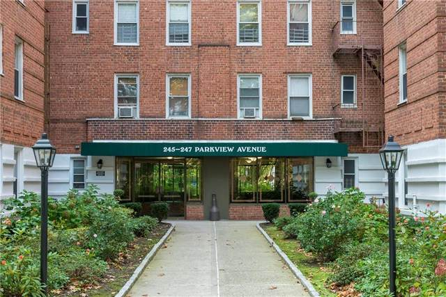 247 Parkview Avenue 5P, Bronxville, NY 10708 (MLS #H6080270) :: William Raveis Baer & McIntosh
