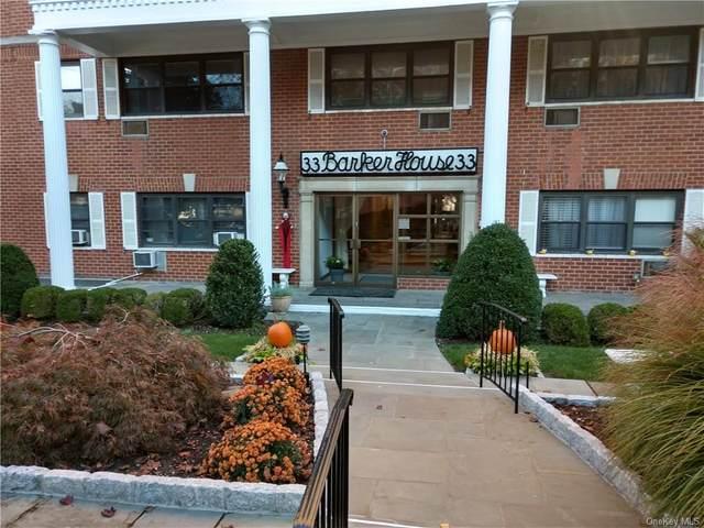 33 Barker Avenue 4C, White Plains, NY 10601 (MLS #H6080464) :: Nicole Burke, MBA   Charles Rutenberg Realty