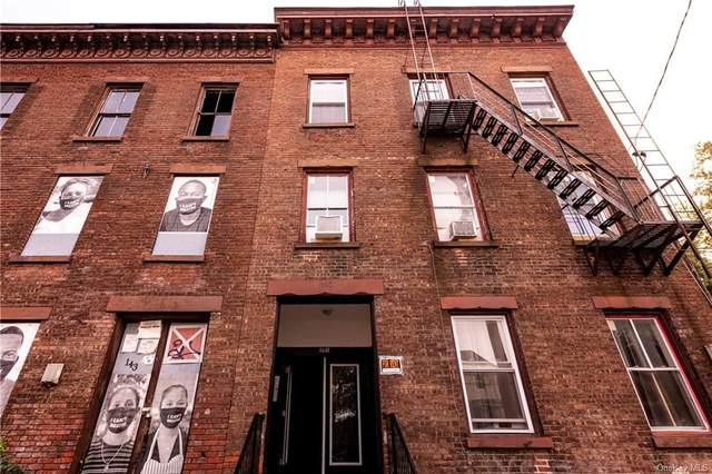 145 Washington Street, Newburgh, NY 12550 (MLS #H6080468) :: Carollo Real Estate