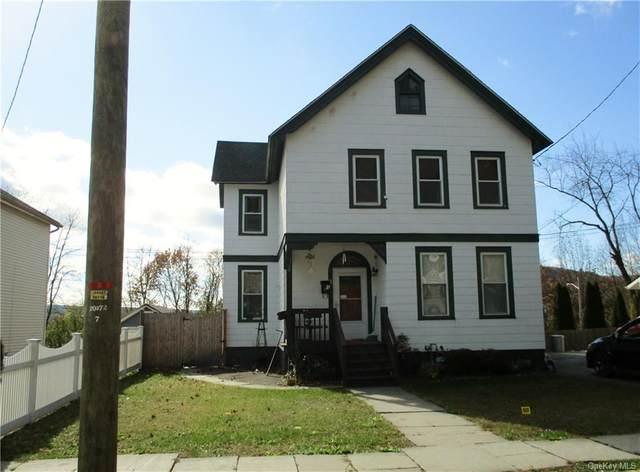 7 Clark Street, Port Jervis, NY 12771 (MLS #H6080747) :: McAteer & Will Estates   Keller Williams Real Estate