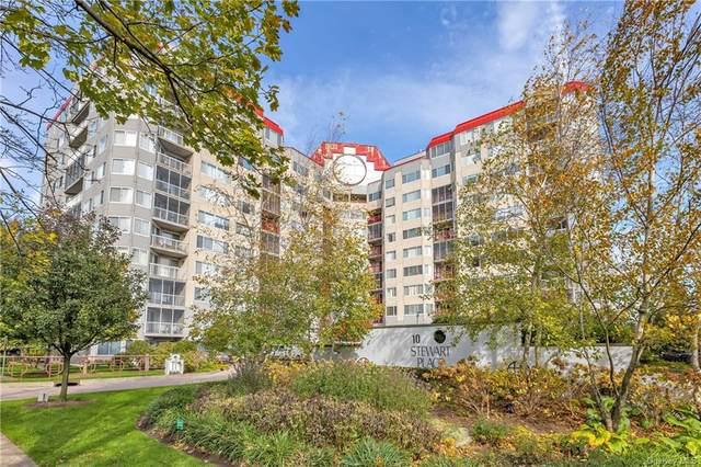 10 Stewart Place 4JE, White Plains, NY 10603 (MLS #H6081487) :: Mark Seiden Real Estate Team