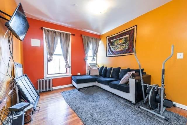 537 W 133rd Street #31, Newyork, NY 10027 (MLS #H6081516) :: McAteer & Will Estates   Keller Williams Real Estate