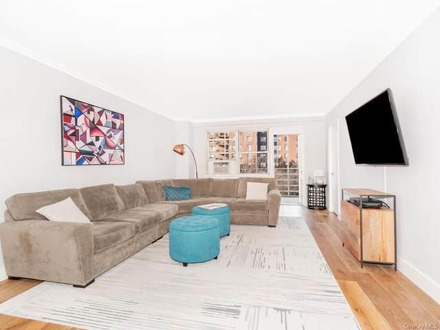 3530 Henry Hudson Parkway 6J, Bronx, NY 10463 (MLS #H6081722) :: Nicole Burke, MBA   Charles Rutenberg Realty