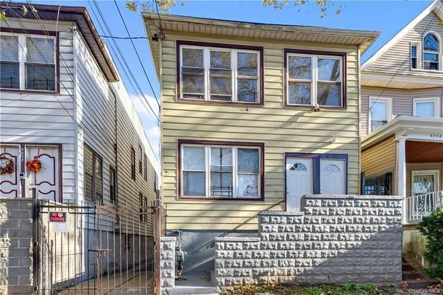 4256 Byron Avenue, Bronx, NY 10466 (MLS #H6081875) :: McAteer & Will Estates | Keller Williams Real Estate