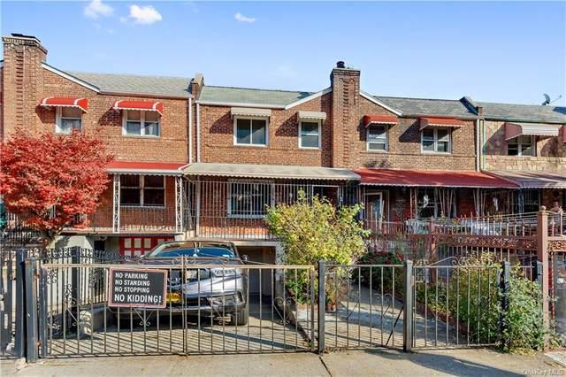1026 Wheeler Avenue, Bronx, NY 10472 (MLS #H6082126) :: McAteer & Will Estates | Keller Williams Real Estate