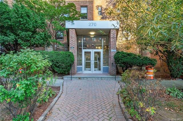 270 Broadway 6H, Yonkers, NY 10701 (MLS #H6082561) :: Nicole Burke, MBA | Charles Rutenberg Realty