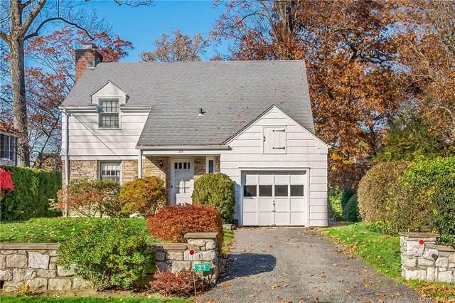 23 Jefferson Road, Scarsdale, NY 10583 (MLS #H6082679) :: McAteer & Will Estates | Keller Williams Real Estate