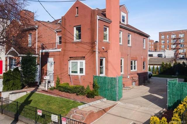 2132 Tomlinson Avenue, Bronx, NY 10461 (MLS #H6082728) :: Keller Williams Points North - Team Galligan