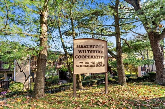 95 Wiltshire Road C12, Scarsdale, NY 10583 (MLS #H6082881) :: McAteer & Will Estates | Keller Williams Real Estate