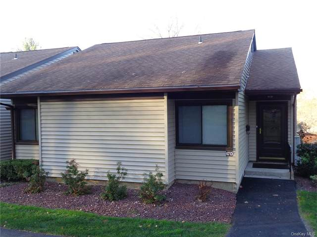 67 Independence Court D, Yorktown Heights, NY 10598 (MLS #H6082994) :: RE/MAX RoNIN
