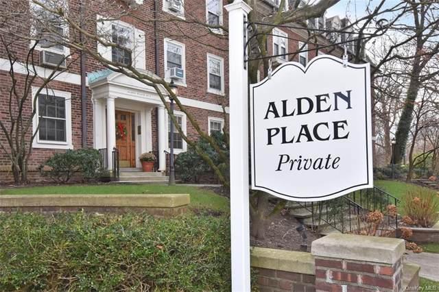 20 Alden Place #1, Bronxville, NY 10708 (MLS #H6083087) :: William Raveis Baer & McIntosh