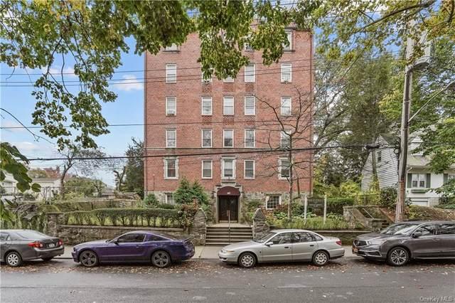 40 E Birch Street 4E, Mount Vernon, NY 10552 (MLS #H6083369) :: The McGovern Caplicki Team