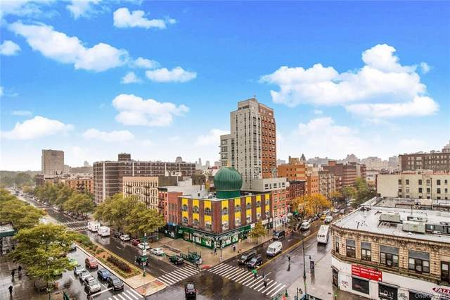 130 Lenox Avenue #807, Newyork, NY 10026 (MLS #H6083559) :: The Home Team