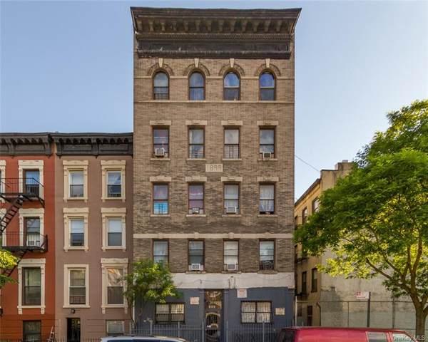 406 E 119th Street, Newyork, NY 10035 (MLS #H6083785) :: The Home Team