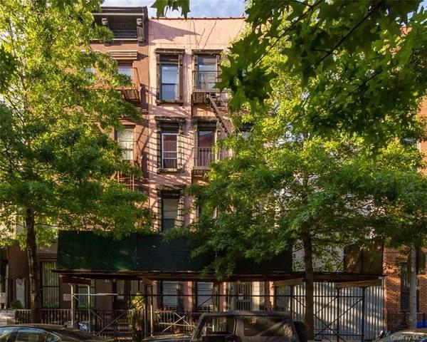 307 E 119th Street, Newyork, NY 10035 (MLS #H6083833) :: Nicole Burke, MBA | Charles Rutenberg Realty