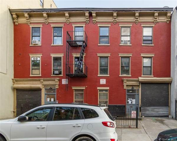 422-424 E 118th Street, Newyork, NY 10035 (MLS #H6083834) :: McAteer & Will Estates | Keller Williams Real Estate