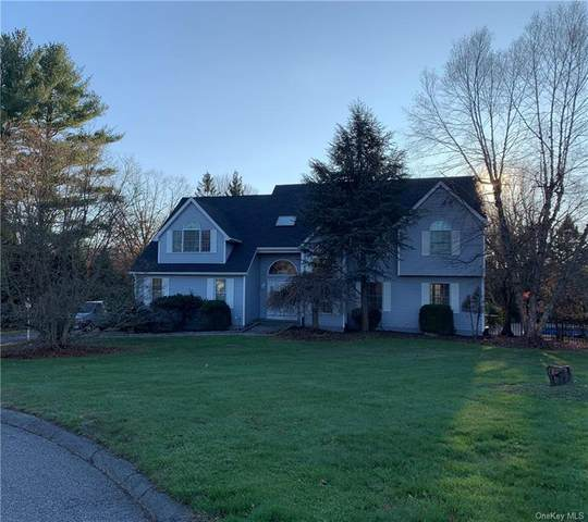 8 Ward Drive, Yorktown Heights, NY 10598 (MLS #H6083928) :: Mark Boyland Real Estate Team