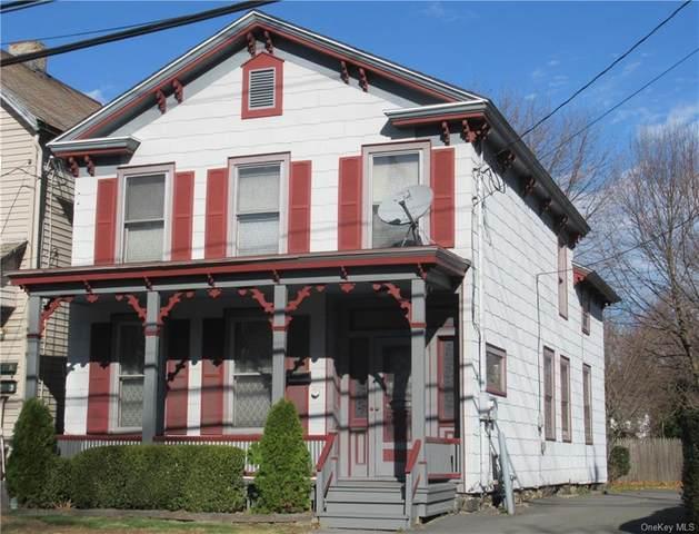 18 E Main Street, Port Jervis, NY 12771 (MLS #H6083957) :: McAteer & Will Estates   Keller Williams Real Estate