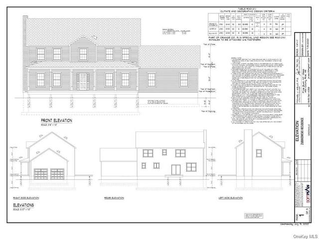 Lot 3 Browns Road, Westtown, NY 10998 (MLS #H6084078) :: Cronin & Company Real Estate