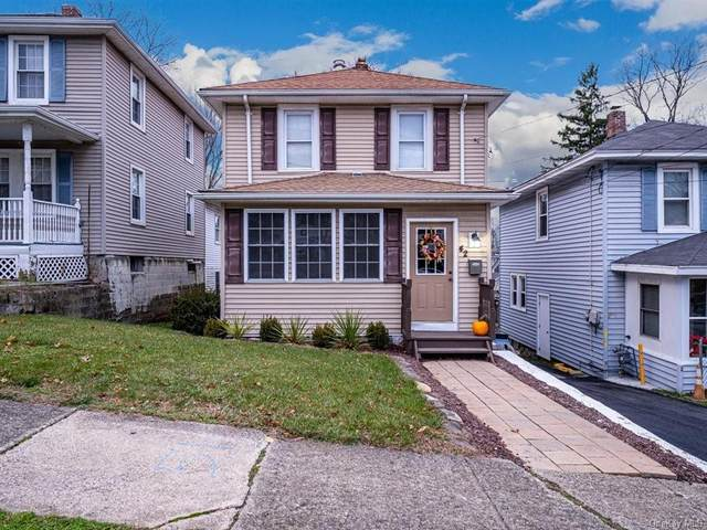 42 Poplar Street, Newburgh, NY 12550 (MLS #H6084228) :: The McGovern Caplicki Team