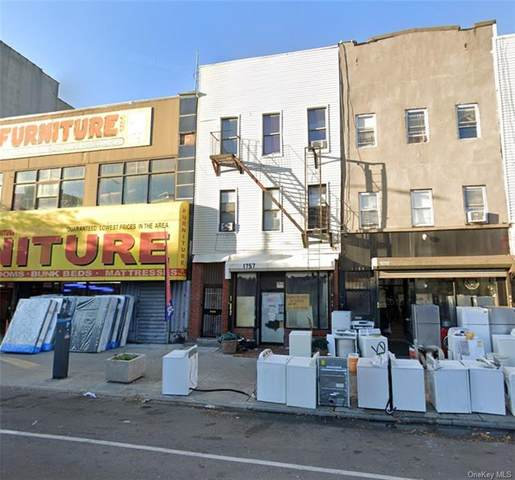 1757 Pitkin Avenue, Brooklyn, NY 11212 (MLS #H6084392) :: Signature Premier Properties