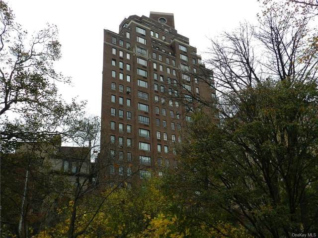 100 Riverside Drive 10E, Newyork, NY 10024 (MLS #H6084431) :: Signature Premier Properties