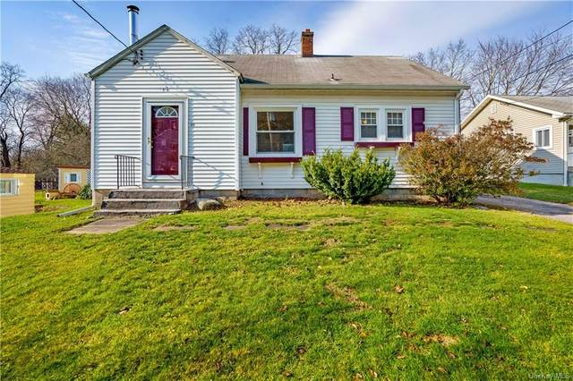 15 School Street, Poughkeepsie, NY 12601 (MLS #H6084578) :: Mark Seiden Real Estate Team