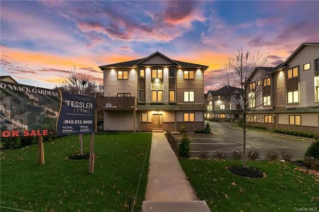 23 Old Nyack Turnpike #202, Monsey, NY 10952 (MLS #H6084664) :: Mark Boyland Real Estate Team
