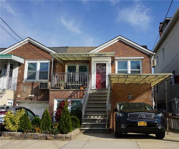 1840 Tomlinson Avenue, Bronx, NY 10461 (MLS #H6084734) :: Keller Williams Points North - Team Galligan