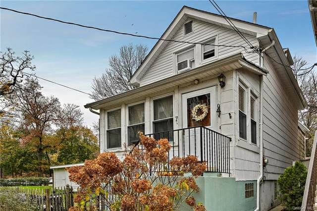 7 E 235th Street, Bronx, NY 10470 (MLS #H6084850) :: Laurie Savino Realtor